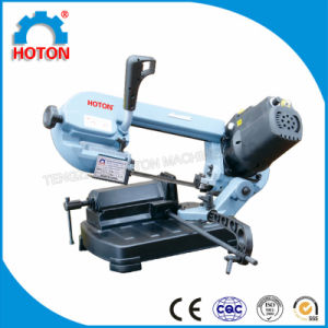 Small Metal Horizontal Band Saw (Band Saw Machine BS-128DR) pictures & photos