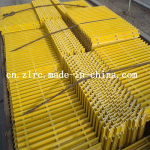 High Strength Pultruded Fiberglass Grating Pultruded Grating pictures & photos