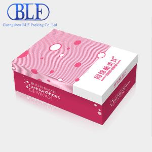 Customed Printing Paper Shoe Gift Box Packing pictures & photos