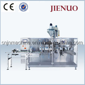Horizontal Powder Pouch Bag-Given Packing Machine (JN-210A-1) pictures & photos