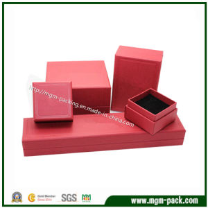 New Product Custom Gift Packaging Paper Jewelry Box pictures & photos