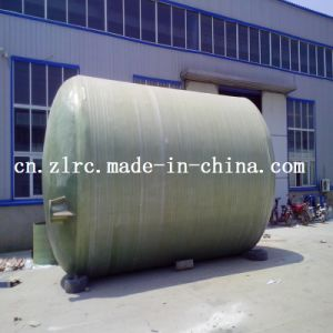 FRP GRP Transportation Tank / Fiberglass Plastic Chemical Tank/ Pressure Tank pictures & photos