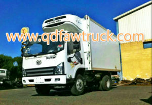 FAW 5 Tons Light Van Truck pictures & photos