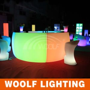 Party Lighted Illuminated Modern LED Nightclub Furniture pictures & photos