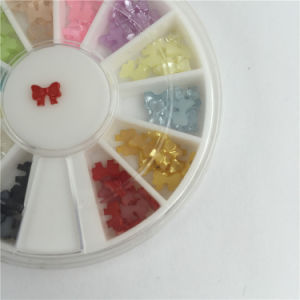 3D Row Mix Color Nail Art Decoration for Nail pictures & photos