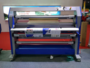 MF1700-F2 Pneumatic Large Format Laminating Machine, Hot GMP Laminator pictures & photos