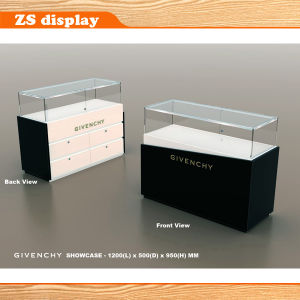 Jewelry Showcase with Cabinet (ZS-183)