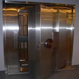 Steel Bank Vault Security Doors for Sale/Safe/Explosive Safe pictures & photos