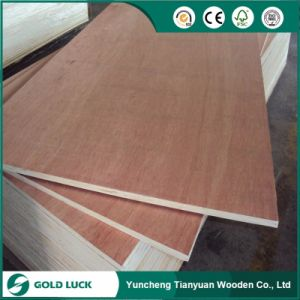 12mm Red Face Bintangor Plywood pictures & photos