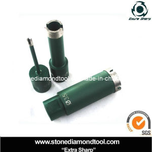 M14 Thread Welding Marble Granite Diamond Core Drill Bit pictures & photos
