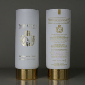 Plastic Squeeze Tubes for Cosmetics Cream Lotion Liquid Sample Packaging pictures & photos