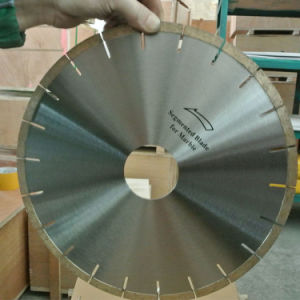 Frame Gang Saw for Marble-Silent Diamond Blades for Cutting Stone pictures & photos