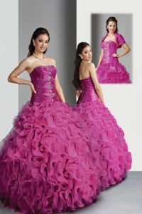 quincenara dress 6596