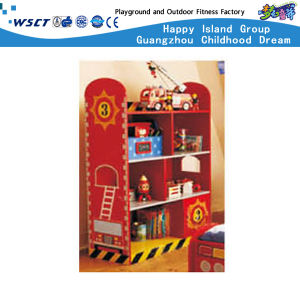 Cheap School Classroom Wooden Cabinets Kids Wooden Role Play on Stock (HB-03905) pictures & photos