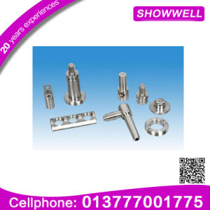 China OEM Precision Machining CNC Spare Part for Electric Motor Parts pictures & photos
