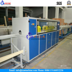PVC/UPVC/CPVC Pipe Production Line for Downpipe/Downspout pictures & photos