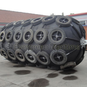 Spare Parts Yokohama Pneumatic Rubber Fender for Malaysia Shipyard Ships/Boat Port pictures & photos