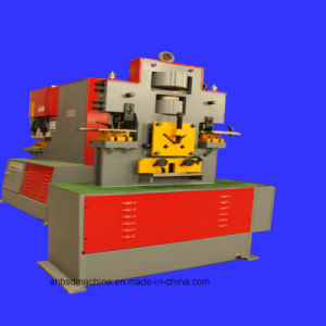 CNC Router Hydraulic Punch Shear Cutting Machine/Machine Tool pictures & photos