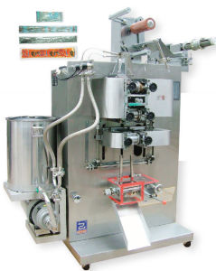 Liquid Packing Machine with 4 Side Sealing Single Line pictures & photos