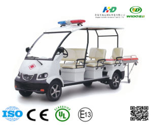 Wido 6 Seats Electric Ambulance Car/Special Vehicles