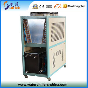 10 Ton Air Cooled Industrial Water Chiller pictures & photos