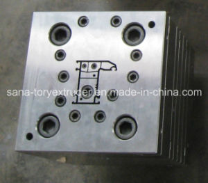 Plastic UPVC Window and Door Profile Extrusion Die Head/Mould pictures & photos