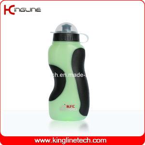 Plastic Sport Water Bottle, Plastic Sport Water Bottle, 500ml Plastic Drink Bottle (KL-6552) pictures & photos