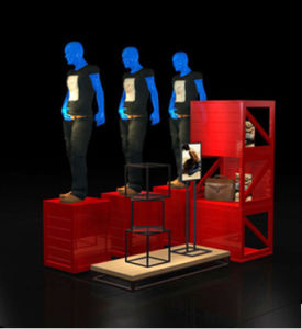 Shopfront Pop Display, Show Window Display pictures & photos