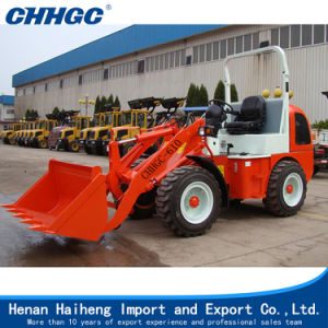 Hot Selling Small Wheel Loader Factory Loader with CE Certification pictures & photos