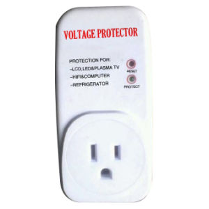 10A/13A/16A Power Surge Voltage Protector (JS101UV) pictures & photos
