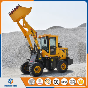 New Mini Loader 1.5 Ton Wheel Loader China Front End Loader Zl15 Price Ce/ISO pictures & photos