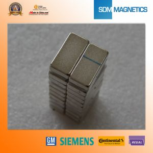 Block Neo Magnets Used in Traction Motor pictures & photos