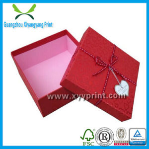 Custom Luxury Cardboard Kraft Paper Box Packaging pictures & photos