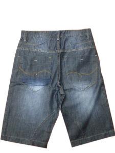 Newly Design 2014 Men Skinny Jeans Short Manufactruer