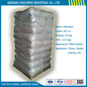 High Viscosity PVB Resin for Clear Laminated Glass Interlayer pictures & photos