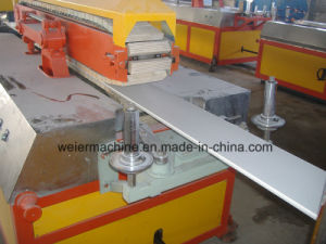PVC Ceiling Panel Extrusion Machine (SJSZ-65/132) pictures & photos