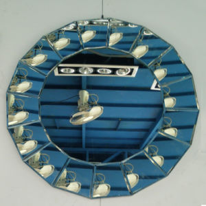 Sun Round Bathroom Mirror, Decorative Wall Art Mirror (LH-000535) pictures & photos