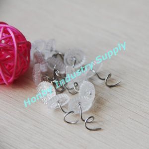1/2 Inch Upholstery Transparent Color Head Sofa Pin