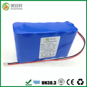 Good Battery Lithium 14.8V 7800mAh pictures & photos