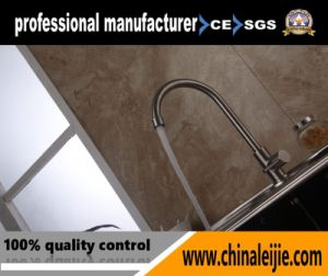 Singel Handle Stainless Steel Kitchen Sink Faucet Pipe pictures & photos