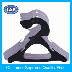 Custom Plastic Pet Hanger of Plastic Product pictures & photos