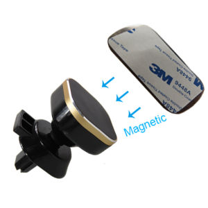 Air Vent High Quality Driving Magnetic Car Mount with Smartphone pictures & photos