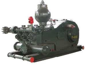 Mud Pump (Three-cylinder) for Mining and Drilling Exploration pictures & photos