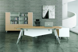 Kintig Plus Series New Fashion Design Office Furniture Manager Desk Office Executive Desk