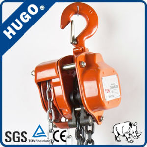 Vc-B 10t Competitive Price Hand Chain Pulley Block pictures & photos