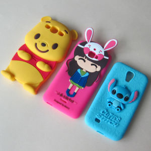 Customized Magice Rubber Mobile/Cell Phone Case pictures & photos