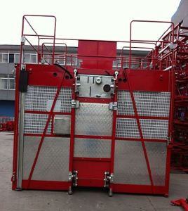 Building Construction Hoist SC200TD 36m/min pictures & photos