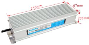 Constant Voltage Waterproof LED Driver for Light Bar with Ce pictures & photos