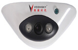 "1/3"" Sony CCD, Day and Night Car Surveillance Dome Camera pictures & photos"