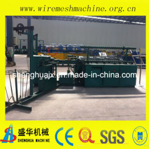 Full Automatic Chain Link Fence Machine (pneumatic) pictures & photos